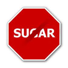 Laat geen suiker achter in de mond